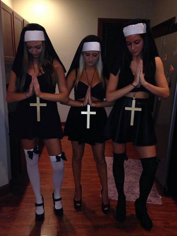 35 Girlfriend Group Halloween Costume Ideas