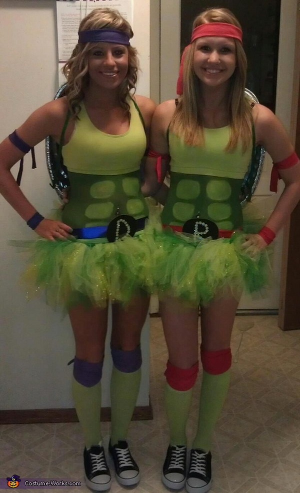 Ninja Turtles Halloween Costume