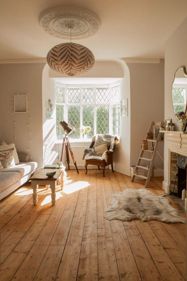 Victorian Living Room Renovation.