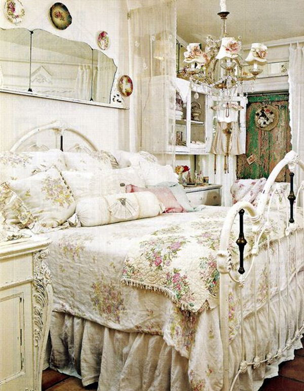 Pictures Shabby Chic Bedroom IdeasBedroom Design Ideas