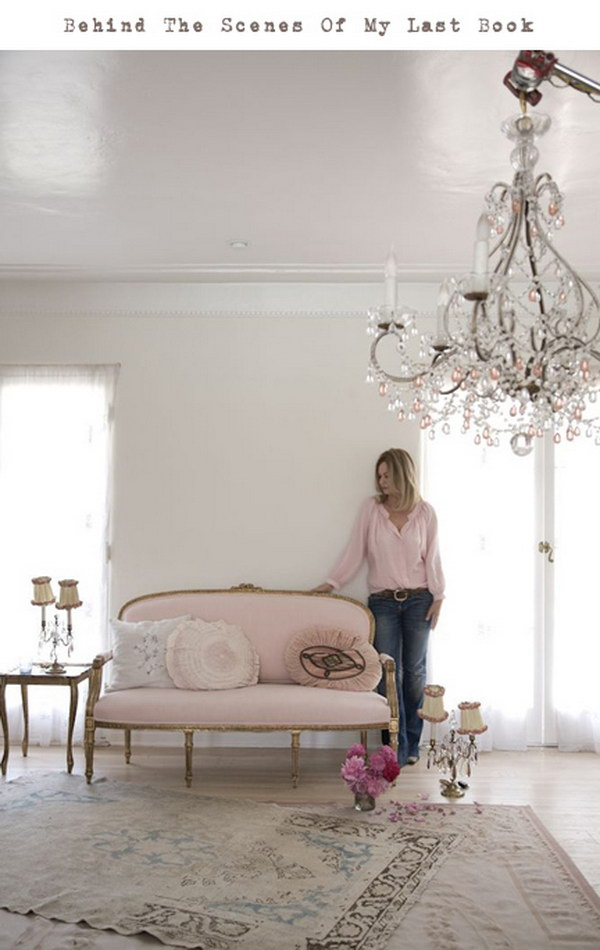 Shabby Chic in Pink