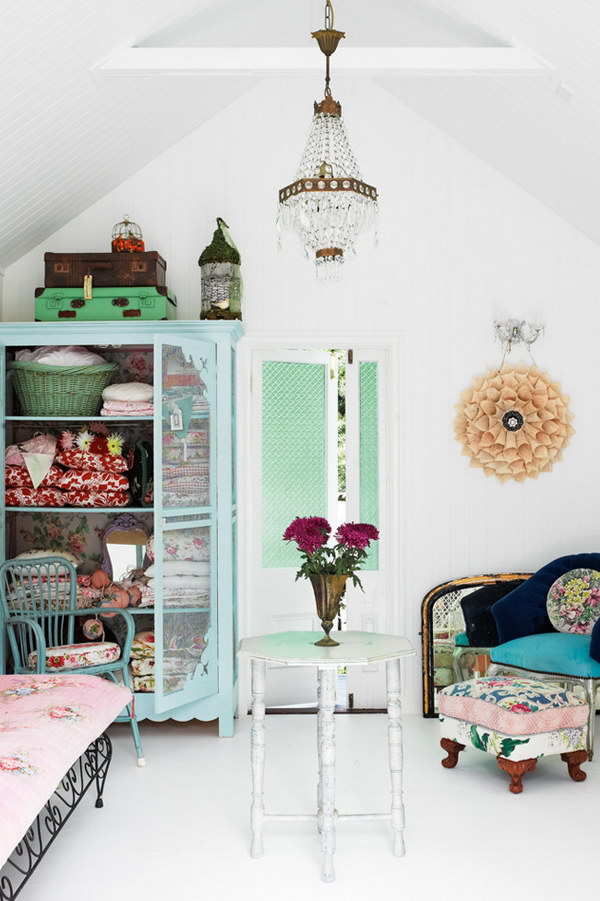 Boho Romantic Chic Home