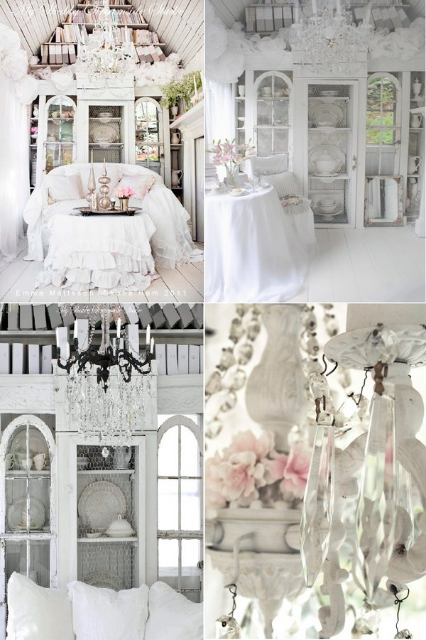 Awesome French Shabby Chic Living Room Furniture