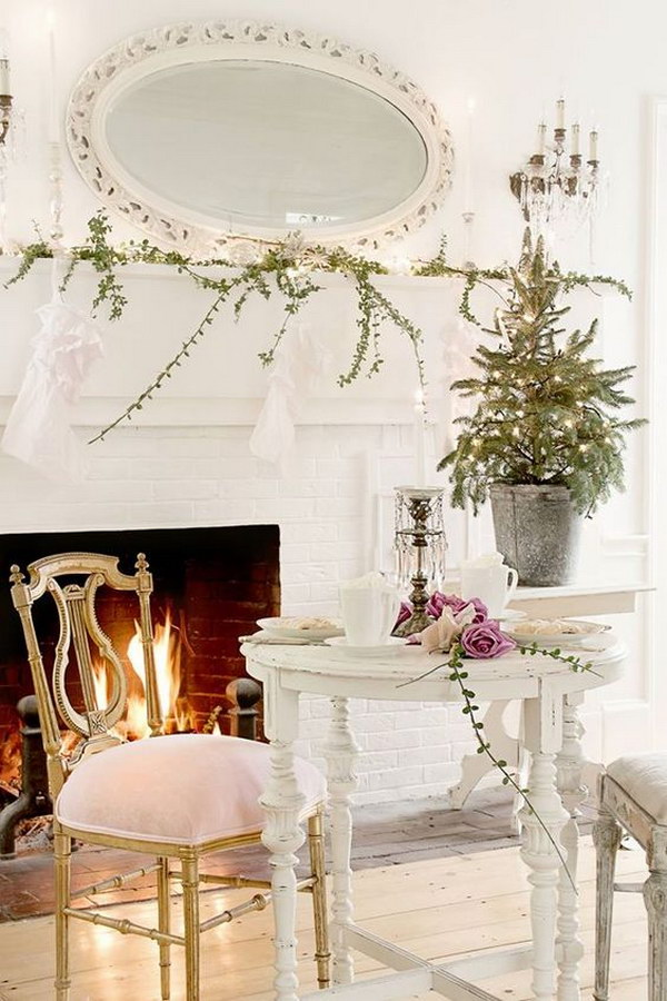 romantic shabby chic living room ideas. Black Bedroom Furniture Sets. Home Design Ideas