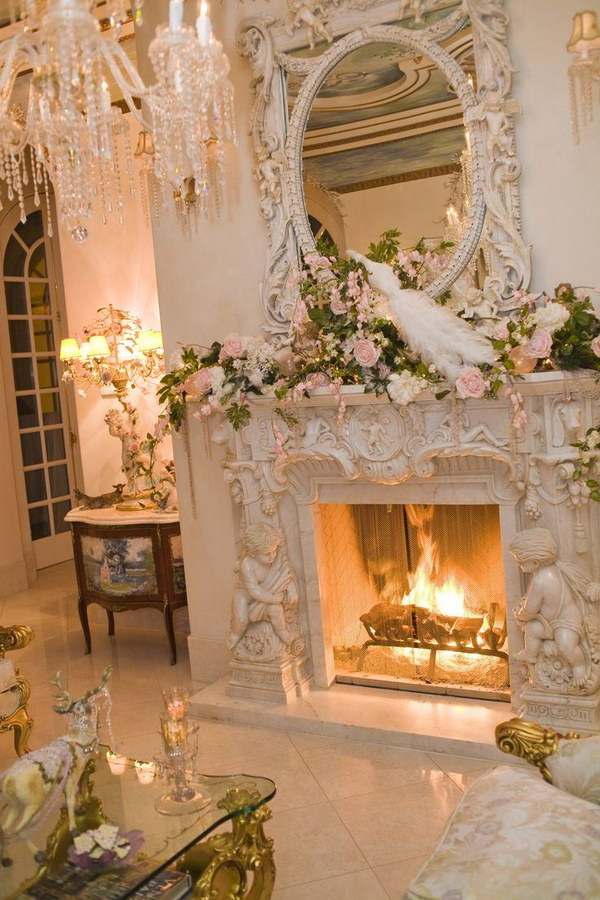 Romantic Shabby Chic Living Room Ideas Styletic