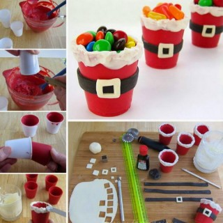 Homemade Christmas Gift Ideas & Tutorials