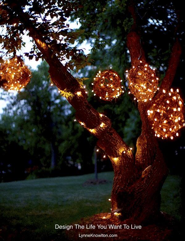 Twine Lanterns.