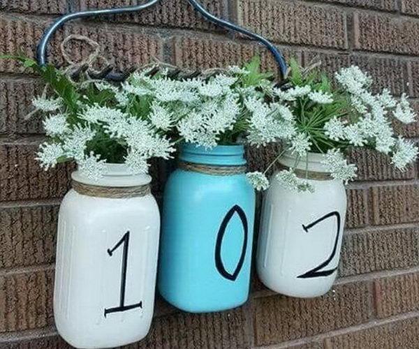 13 diy house number ideas tutorials thumb
