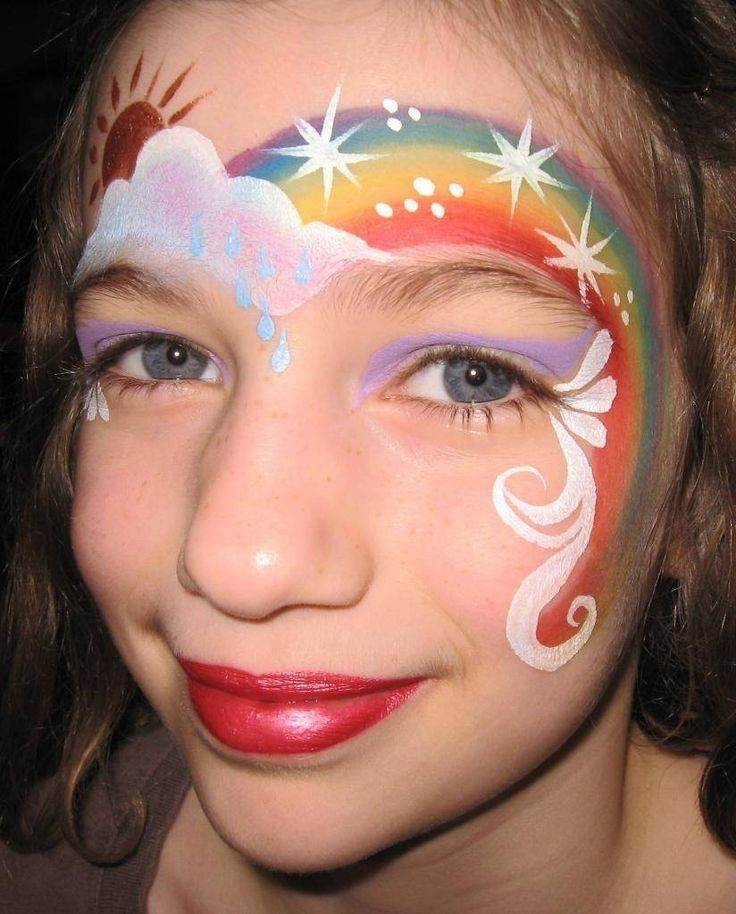 Glasgow Face Painting.