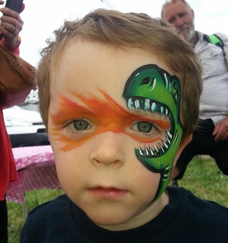 Simple Face Painting Designs For Kids Easy