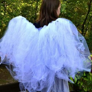 15+ Awesome Angel Halloween Costume Ideas