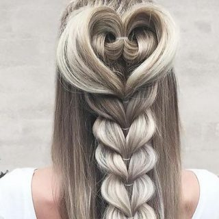 15+ Great Valentine's Day Hairstyles for Girls