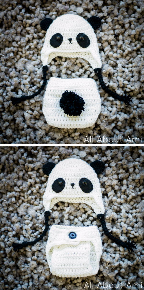 Baby Panda Outfit.