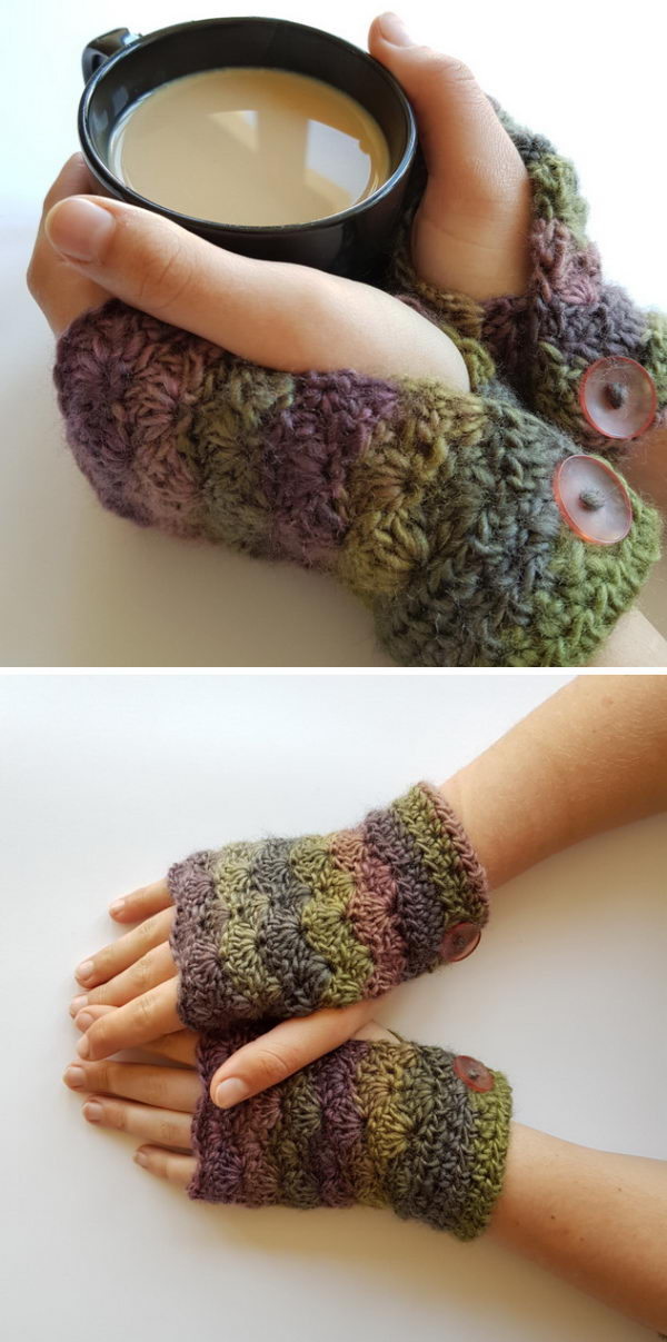 Nifty Little Wristwarmers.