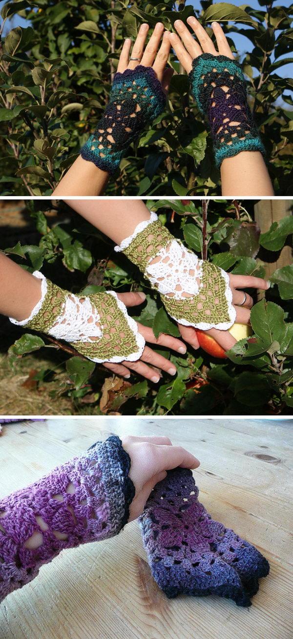 Amiguitas Hand Cuff Wrist Warmer.