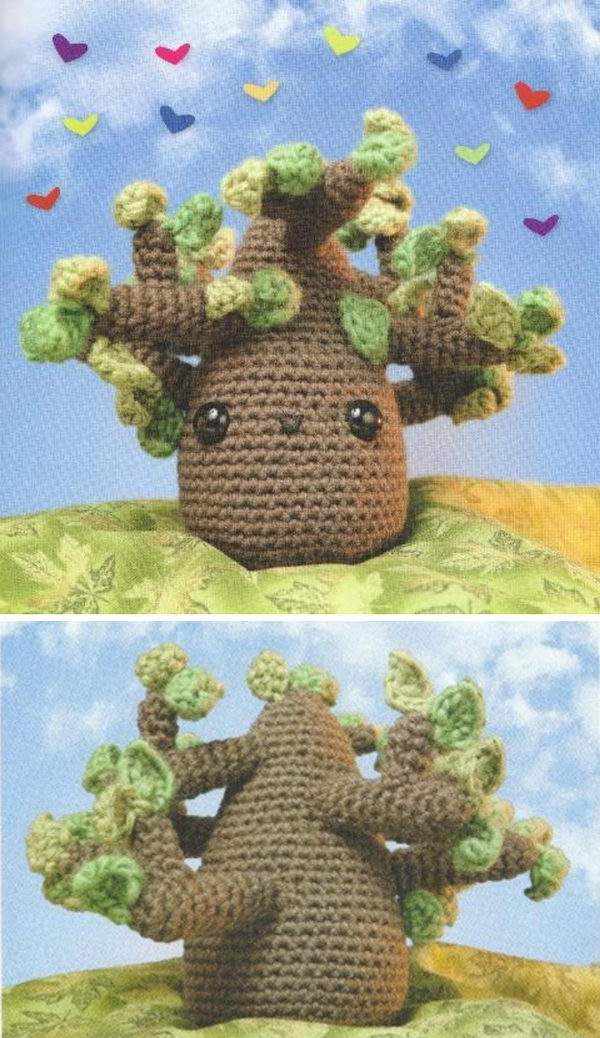 Amigurumi Tree.