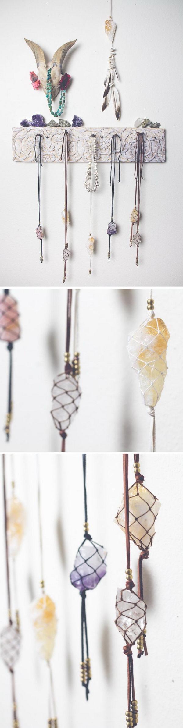 Healing Crystals.