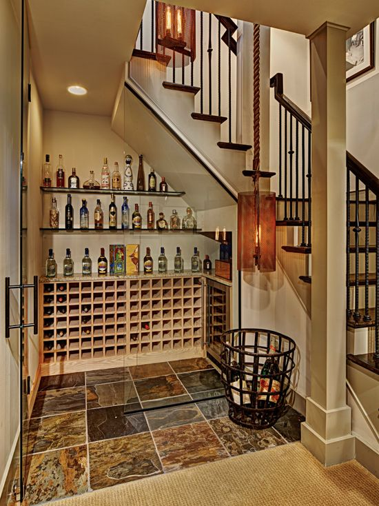 25 Ways To Make Use Of The Space Under Stairs Styletic
