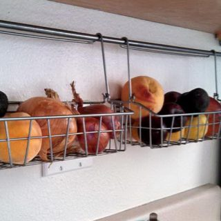 15 Cool Kitchen Ideas for Storing Fresh Produce