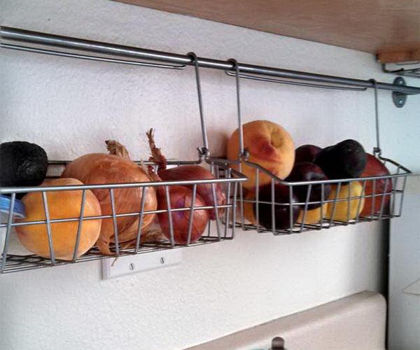 12 kitchen ideas storing fresh produce thumb