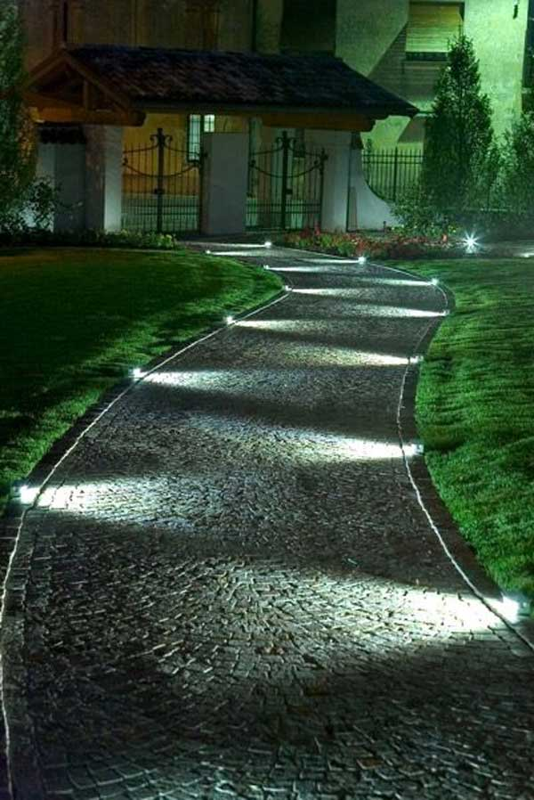 20 Diy Backyard Lighting Ideas Styletic
