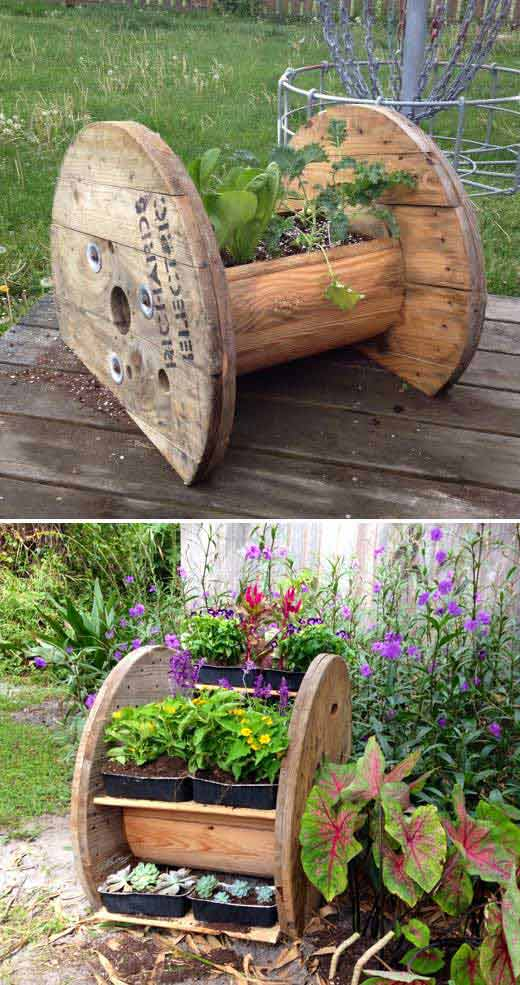 20 Cool Diy Garden Bed And Planter Ideas Styletic
