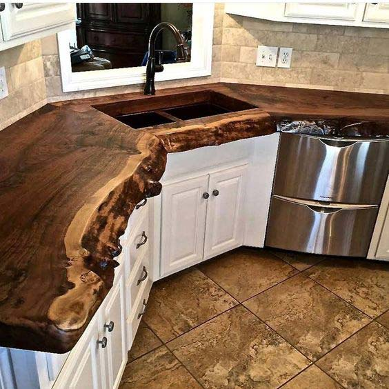 Kitchen Countertop.