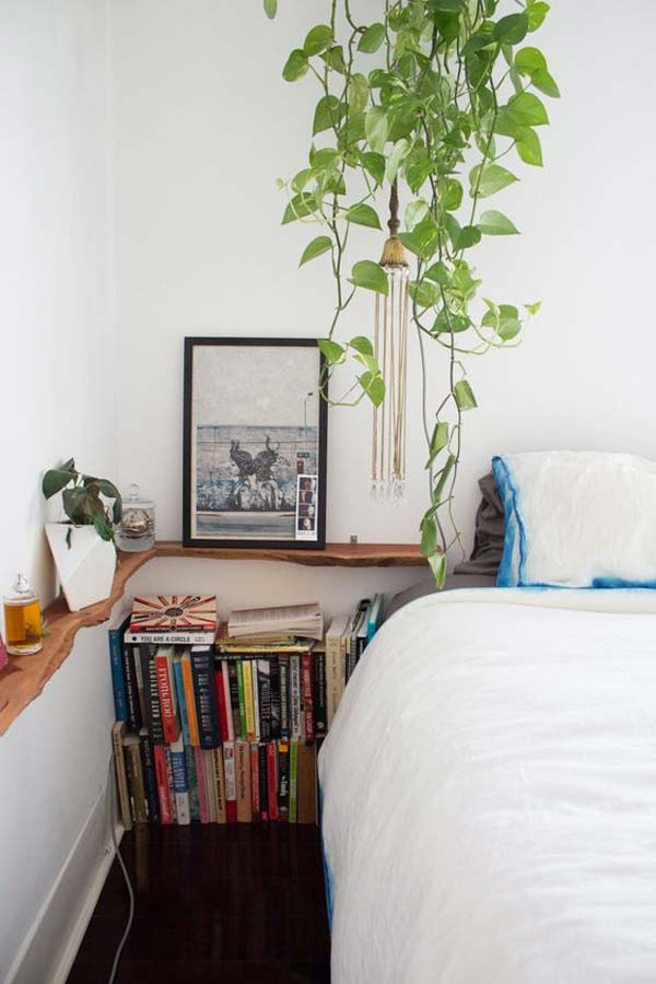 Bedroom Shelving.